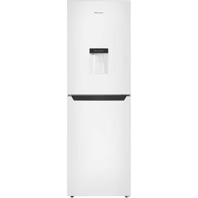 Hisense RB320D4WW1 50/50 Fridge Freezer - White