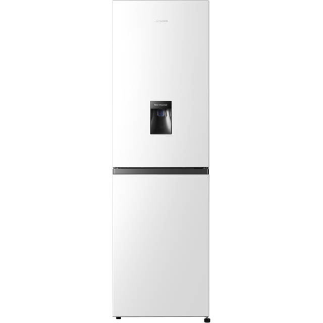 Hisense RB327N4WW1 Fridge Freezer - White - RB327N4WW1_WH - 1