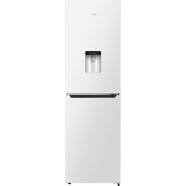 Hisense RB335N4WW1 50/50 Frost Free Fridge Freezer - White - A+ Rated