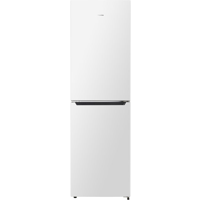 Hisense RB338N4EW1 50/50 Frost Free Fridge Freezer - White