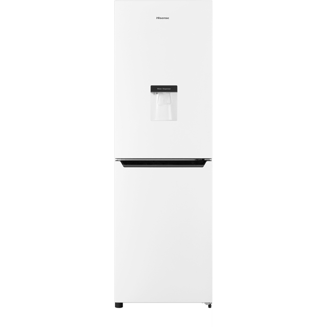 Hisense RB381N4WW1 50/50 Frost Free Fridge Freezer - White - A+ Rated