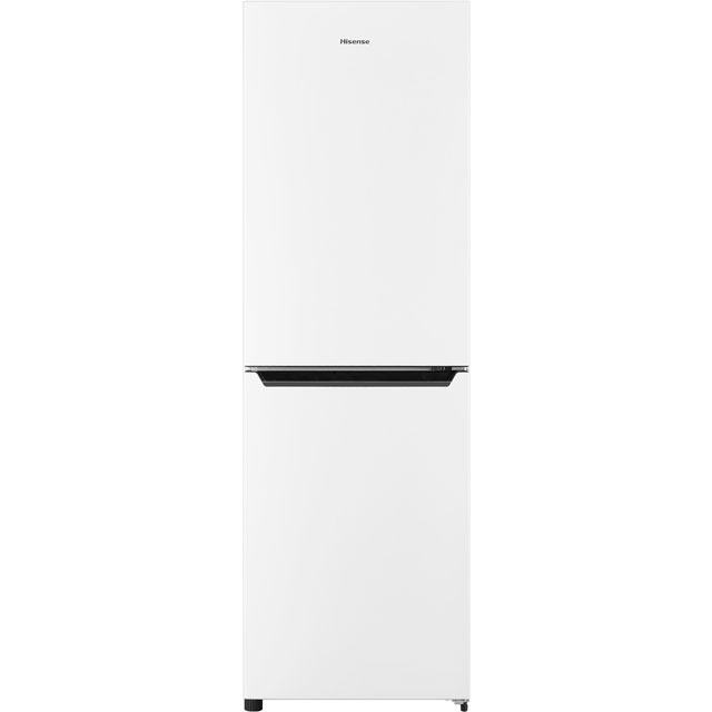 Hisense 50/50 Frost Free Fridge Freezer - White - A+ Rated