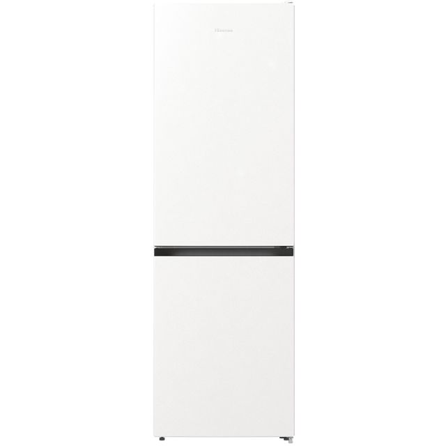 Hisense RB388N4AW10UK Fridge Freezer - White - RB388N4AW10UK_WH - 1