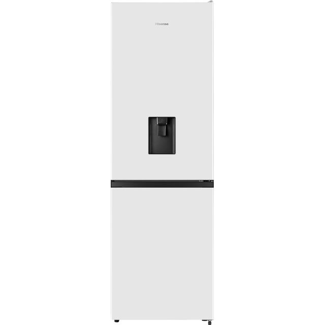 Hisense RB390N4WW1 Fridge Freezer - White - RB390N4WW1_WH - 1