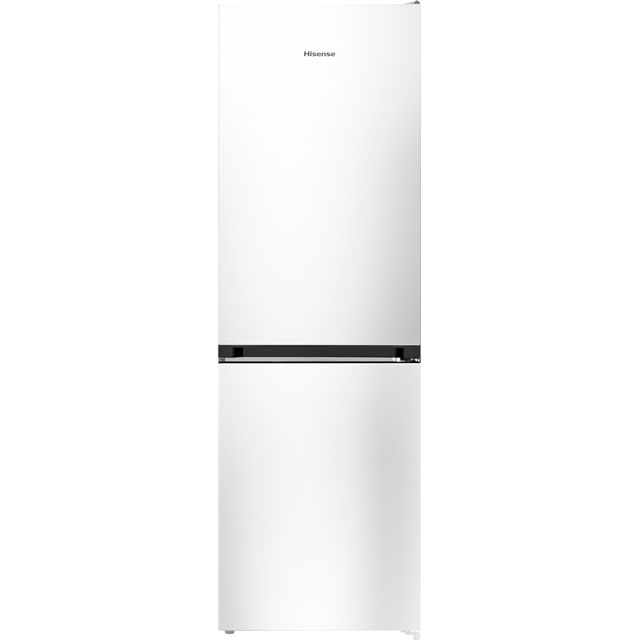 Hisense RB406N4AW1 Fridge Freezer - White - RB406N4AW1_WH - 1