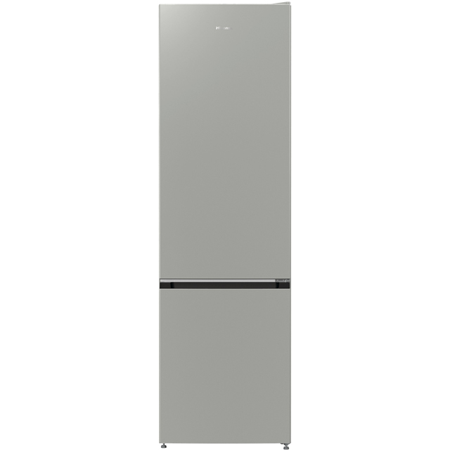 Hisense RB440N4AD1 70/30 Frost Free Fridge Freezer - Silver - A+ Rated - RB440N4AD1_SI - 1