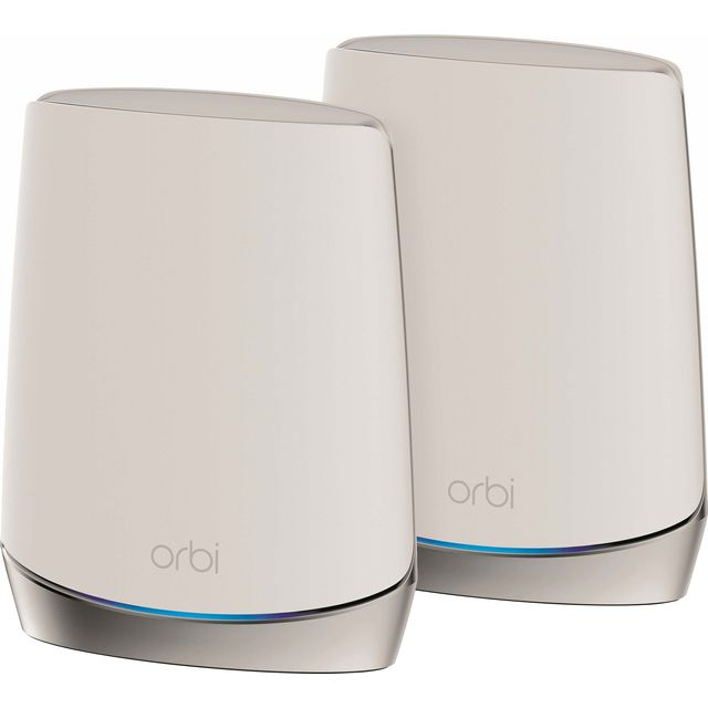 Netgear Orbi Whole Home Tri Band WiFI 6 System - AX4200Mbps