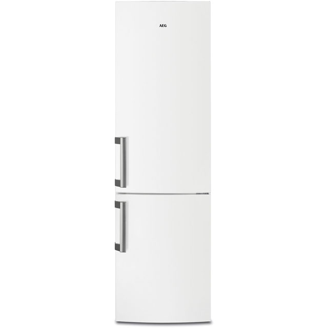 AEG RCB53725VW 60/40 Frost Free Fridge Freezer - White - A++ Rated