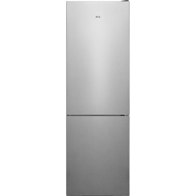 AEG RCB632E4MX 60/40 Frost Free Fridge Freezer - Stainless Steel Effect - A++ Rated