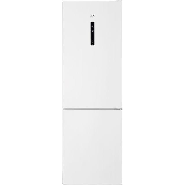 AEG RCB632E5MW 60/40 Frost Free Fridge Freezer - White - E Rated
