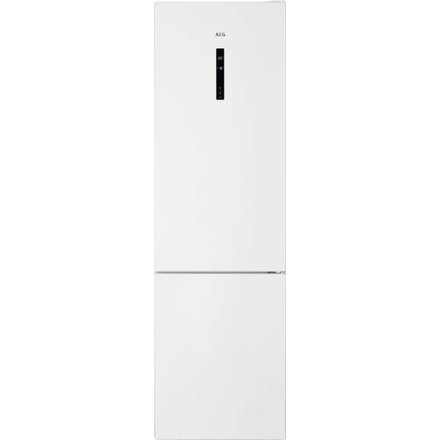 AEG RCB636E5MW 60/40 Frost Free Fridge Freezer - White - A++ Rated