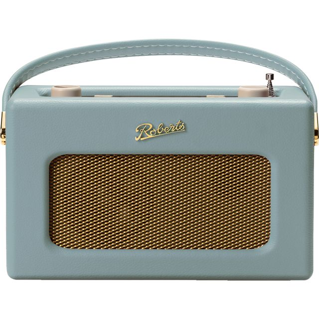 Roberts Radio Revival RD70DE DAB / DAB+ Digital Radio with FM Tuner - Duck Egg