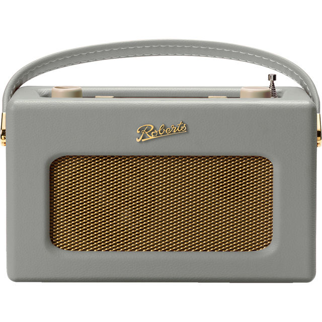 Roberts Radio Revival RD70DG DAB / DAB+ Digital Radio with FM Tuner - Dove Grey - RD70DG - 1