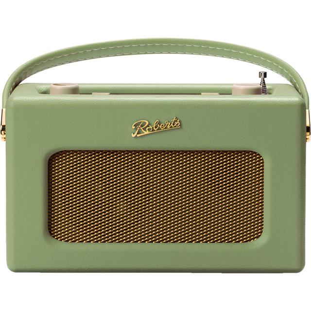 Roberts Radio Revival RD70L Digital Radio in Leaf