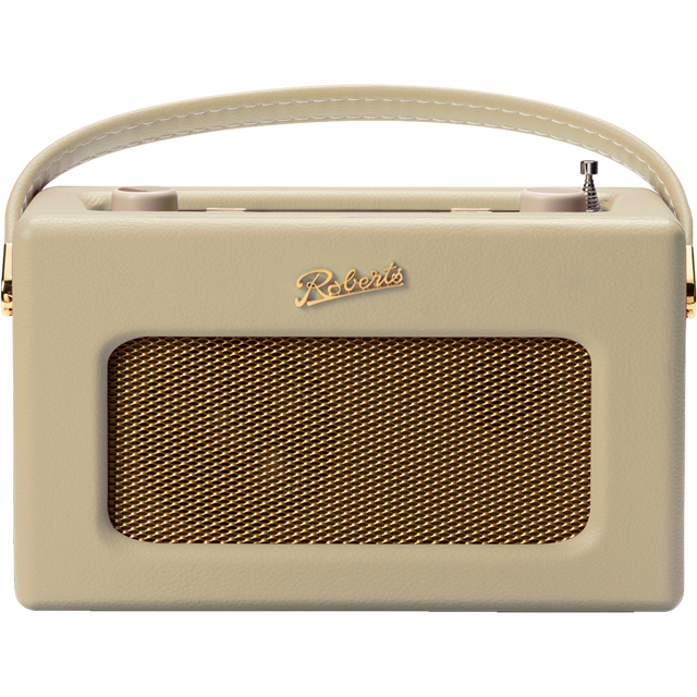 Roberts Radio Revival RD70PC DAB / DAB+ Digital Radio with FM Tuner - Pastel Cream - RD70PC - 1