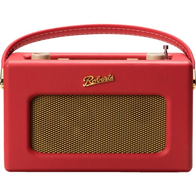 Roberts Radio Revival RD70RE DAB / DAB+ Digital Radio with FM Tuner - Red - RD70RE - 1