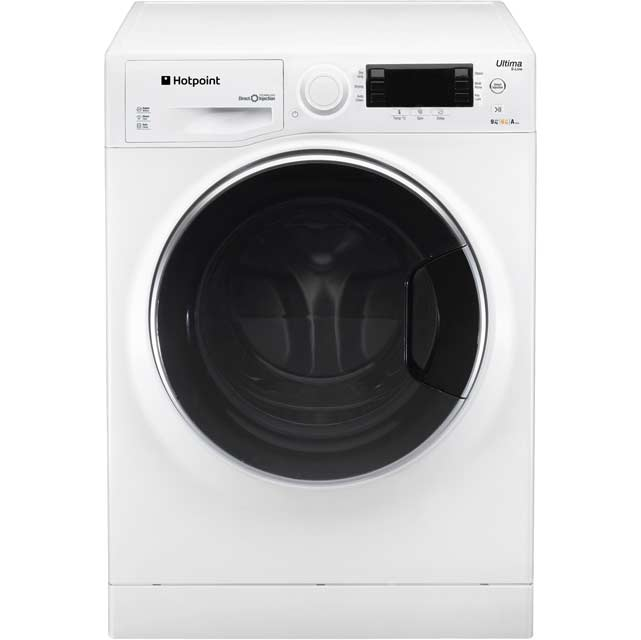 Hotpoint Ultima S-Line RD966JD 9Kg / 6Kg Washer Dryer with 1600 rpm - White