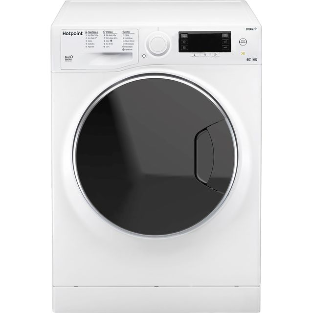 Hotpoint Washer Dryers With Manufacturer Warranty Domestic Use Only Ao Com