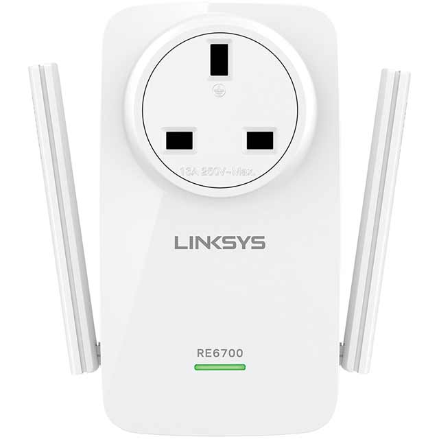 Linksys Dual Band WiFi Range Extender