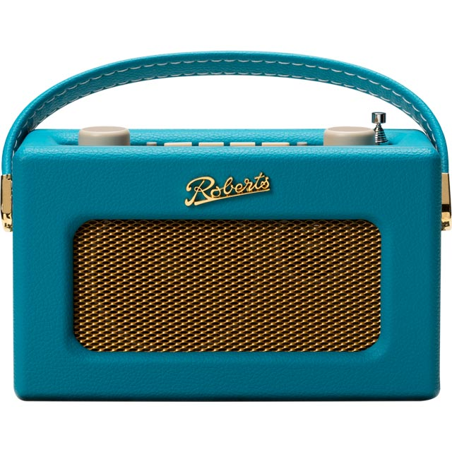 Roberts Radio Revival Uno REV-UNOBM DAB / DAB+ Digital Radio with FM Tuner - Blue
