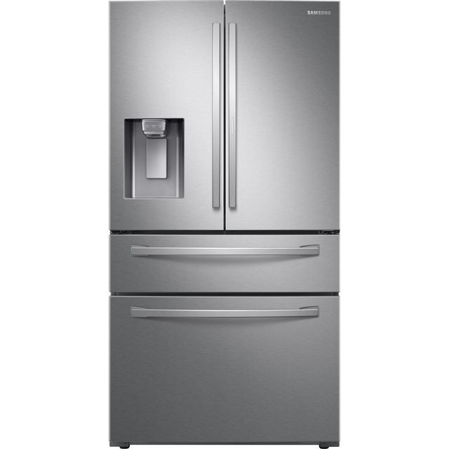Samsung RF22R7351SR American Fridge Freezer - Stainless Steel - A+ Rated Best Price, Cheapest Prices
