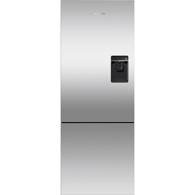 Fisher & Paykel RF402BRPUX6 70/30 Frost Free Fridge Freezer - Stainless Steel - A+ Rated - RF402BRPUX6_SS - 1