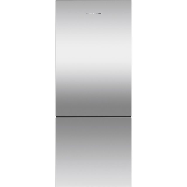 Fisher & Paykel RF442BLPX6 70/30 Frost Free Fridge Freezer - Stainless Steel - A+ Rated - RF442BLPX6_SS - 1