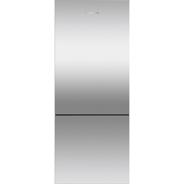 Fisher & Paykel RF442BRPX6 70/30 Frost Free Fridge Freezer - Stainless Steel - A+ Rated - RF442BRPX6_SS - 1