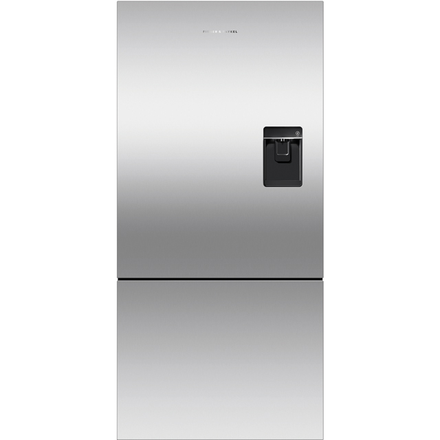 Fisher & Paykel RF522BRPUX6 70/30 Frost Free Fridge Freezer - Stainless Steel - A+ Rated - RF522BRPUX6_SS - 1