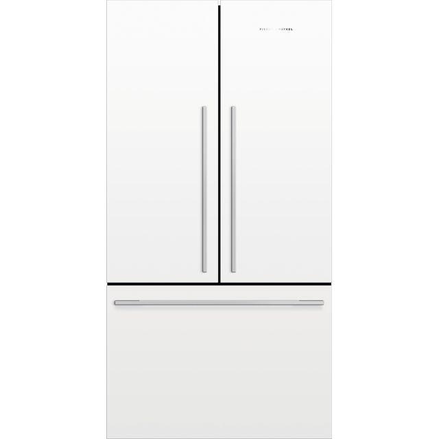 Fisher & Paykel RF610ADW4 24451 Freestanding Fridge Freezer White