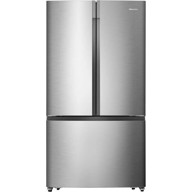 Hisense RF715N4AS1 American Fridge Freezer - Stainless Steel - A+ Rated
