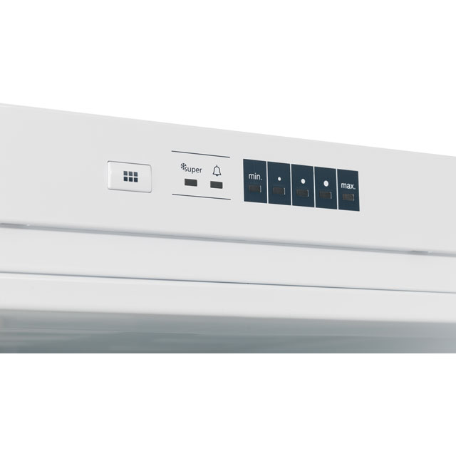 Rangemaster RFXF5050/INT Built In 50/50 Frost Free Fridge Freezer - White - RFXF5050/INT_WH - 4