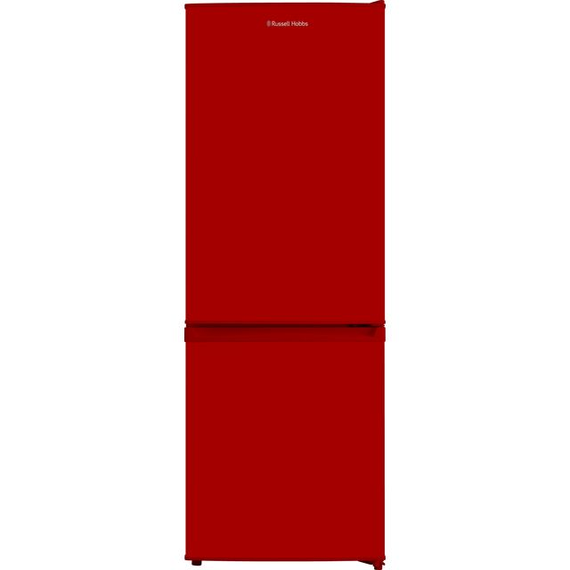 Russell Hobbs RH50FF144R Fridge Freezer - Red