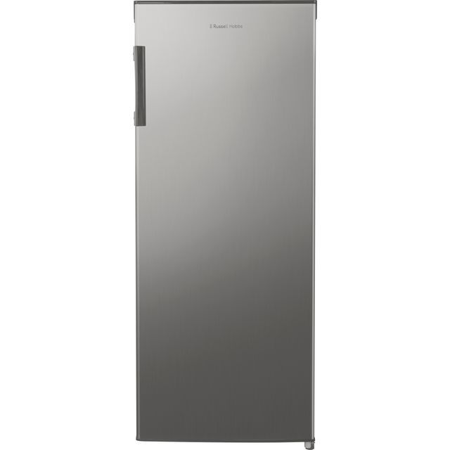 Russell Hobbs RH55FZ142SS Upright Freezer - Stainless Steel - A+ Rated