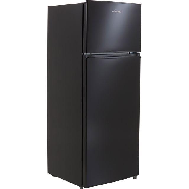 Russell Hobbs RH55TMFF143B-MD 80/20 Fridge Freezer - Black - F Rated