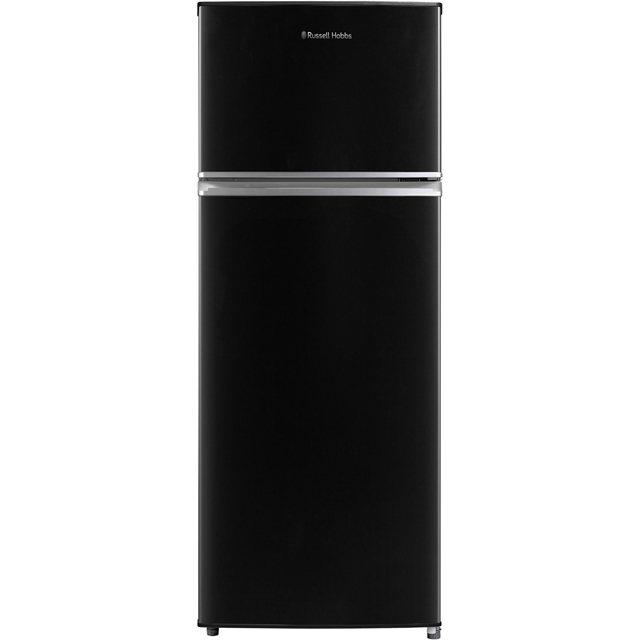 Russell Hobbs RH55TMFF143B-MD 20/80 Fridge Freezer - Black - A+ Rated - RH55TMFF143B-MD_BK - 1