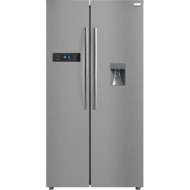 Russell Hobbs RH90FF176SS Fridge Freezer - Stainless Steel
