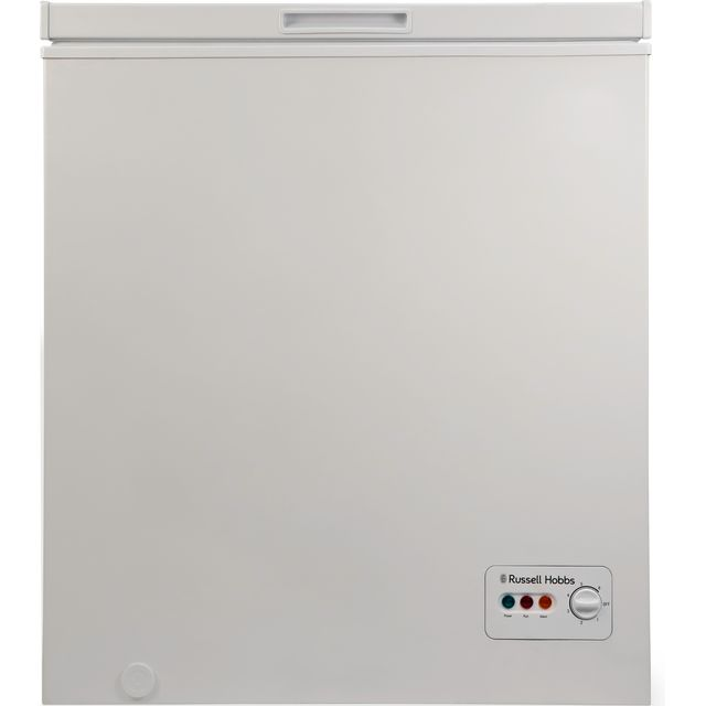 Russell Hobbs RHCF150-MD Chest Freezer - White - A+ Rated