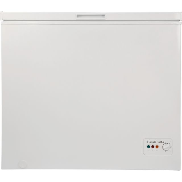 Russell Hobbs RHCF200-MD Chest Freezer - White - A+ Rated