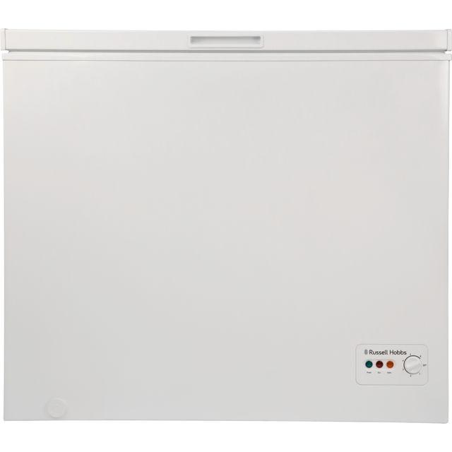 Russell Hobbs RHCF200 Chest Freezer - White