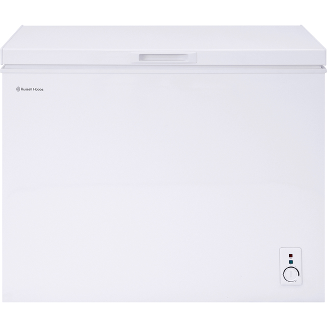 Russell Hobbs RHCF200-MD Chest Freezer - White - A+ Rated - RHCF200-MD_WH - 1