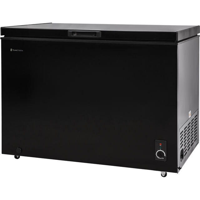 Russell Hobbs RHCF292B Chest Freezer - Black - A+ Rated - RHCF292B_BK - 1