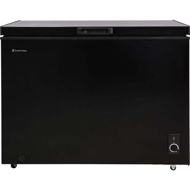 Russell Hobbs RHCF292B Chest Freezer - Black - A+ Rated