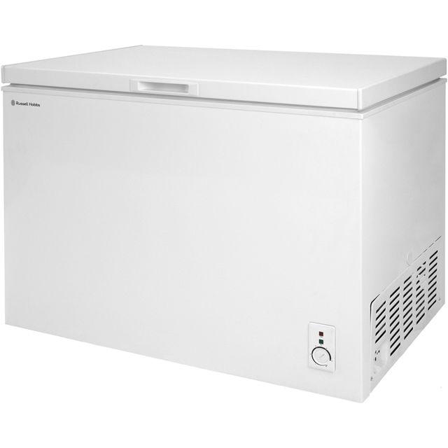 Russell Hobbs RHCF300 Chest Freezer - White - A+ Rated