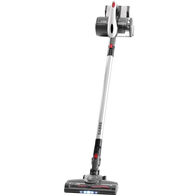 Russell Hobbs Sabre RHHS3001 Cordless Vacuum Cleaner with up to 25 Minutes Run Time