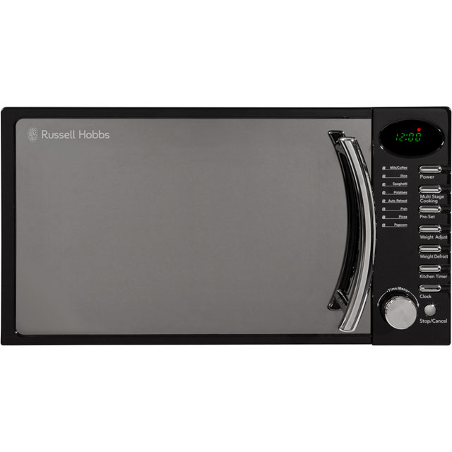 Russell Hobbs RHM1714BC 17 Litre Microwave - Black