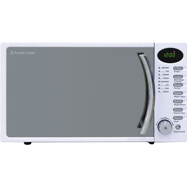 Russell Hobbs RHM1714WC 17 Litre Microwave - White