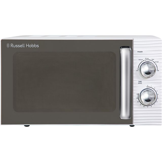 Russell Hobbs RHM1731 17 Litre Microwave - White