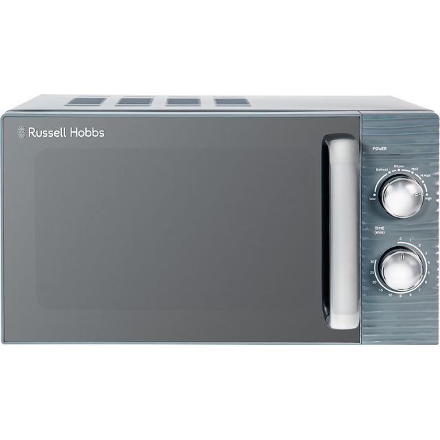 Russell Hobbs Inspire RHM1731G 17 Litre Microwave - Grey - RHM1731G_GY - 1