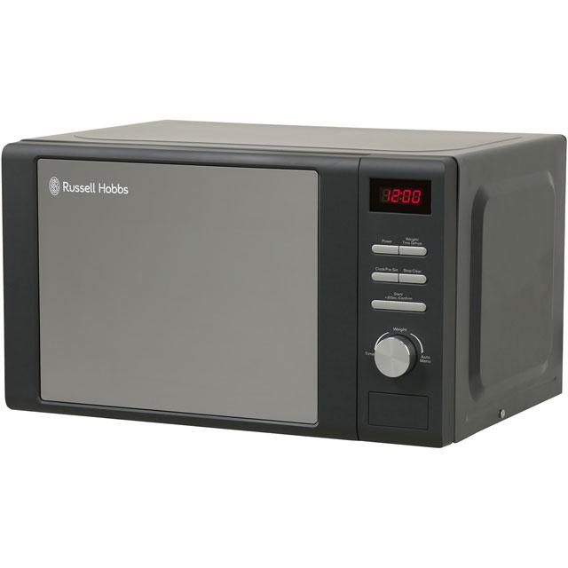 Russell Hobbs Microwaves Heritage RHM2064G Free Standing Microwave Oven in Grey